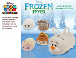 Frozen Fever Tsum Tsum Tuesday