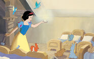 Disney Princess Snow White's Story Illustraition 7