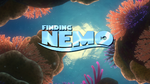 Finding Nemo Title Screen