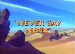 NeverSayNefir