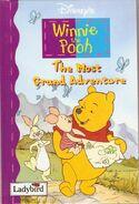 Winnie the Pooh TMGA (Ladybird)