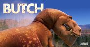 The Good Dinosaur - Butch