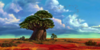 Rafiki's Ancient Tree