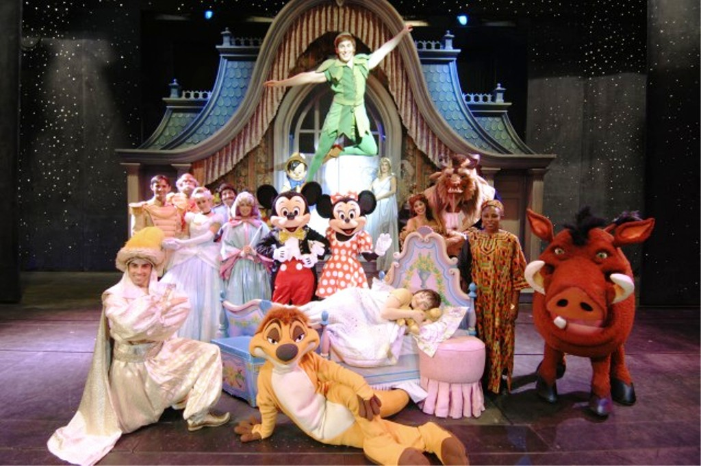 Disney S Dreams An Enchanted Classic Disney Wiki