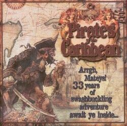 Pirates of the Caribbean (2000 CD)