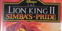 The Lion King II: Simba's Pride/Gallery