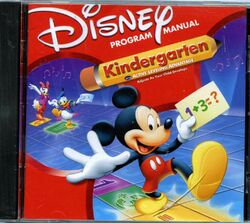 Mickey Mouse Kindergarten cover