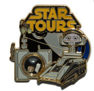 WDW - Piece of Disney History III - Star Tours