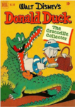 Crocodile Collector Cover