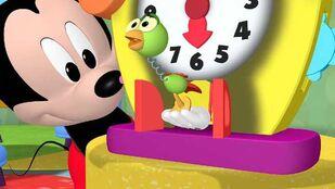 Mickey-and-cuckoo-bird