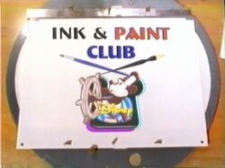 The Ink and Paint Club