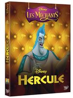 Disney Mechants DVD 14 - Hercule