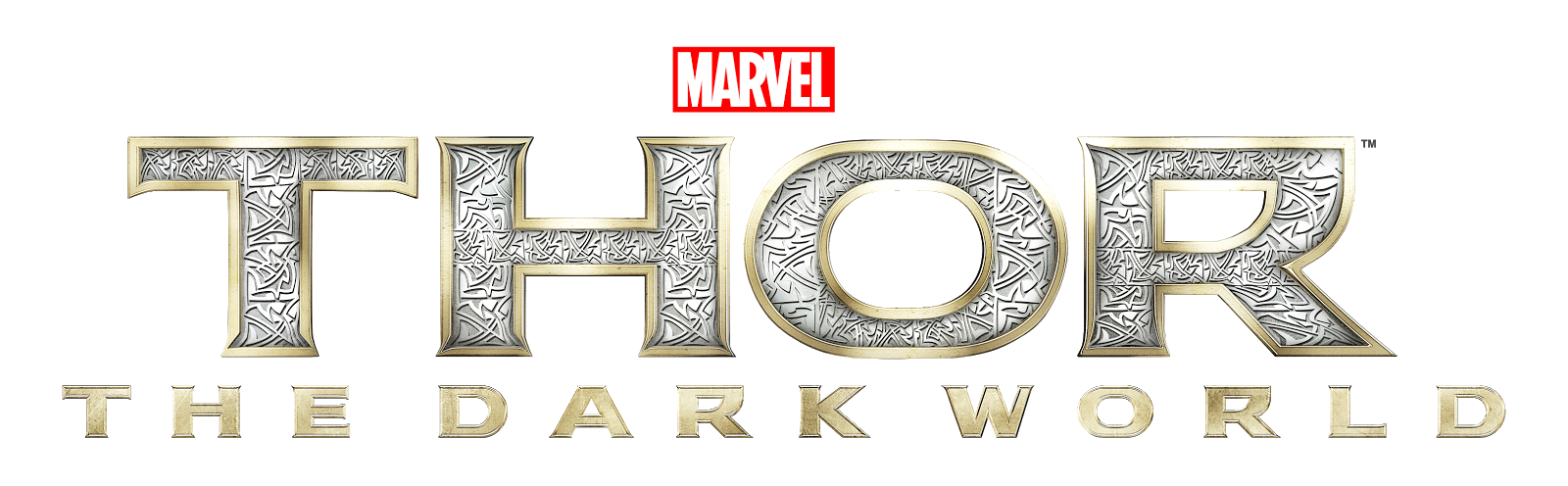 Image - Thor The Dark World Transparent Logo.png | Disney ...