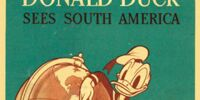 Donald Duck Sees South America