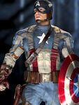 Captain america suit