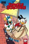 Uncle Scrooge Comic 5 Cover 2