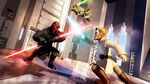 Disney Infinity Darth Maul VS Obi Wan and Yoda