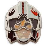 Luke Skywalker X-Wing Pilot Star Wars Pin
