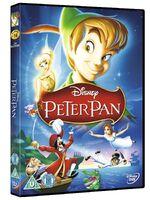 Peter Pan 2012 UK DVD