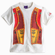 Aladdin the Musical Vest Tee for Kids
