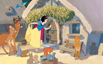 Disney Princess Snow White's Story Illustraition 5