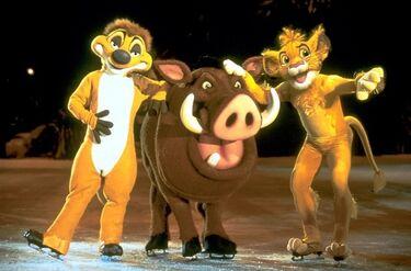 Disney Jungle Adventures On Ice Disney Wiki Fandom