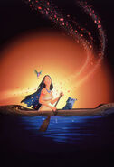 Pocahontas 42989 Medium