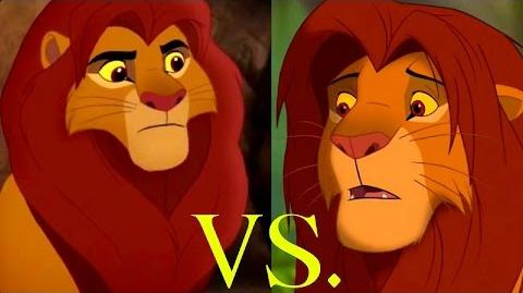 comparison of the lion king and To summarize our hamlet and lion king comparison essay, disney's movie, the lion king, embodied the shakespearian work of hamlet in a way that it brought the story of hamlet back to life, with modern day morals and important life lessons.