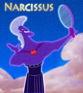 Narcissus by 666 lucemon 666-d4mg703