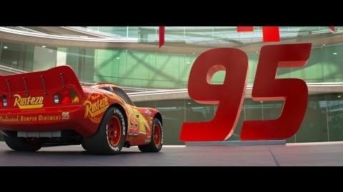 Cars 3 Extended Sneak Peek – In Theatres in 3D June 16