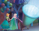 Frozen Fever Storybook - 8