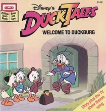 Welcome to Duckburg Cover