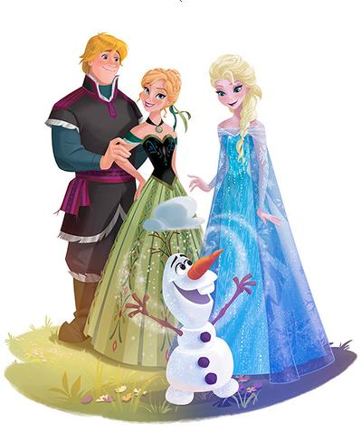 image kristoff anna olaf elsa jpg disney wiki fandom powered by wikia. Black Bedroom Furniture Sets. Home Design Ideas