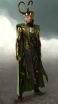 Loki Avengers Concept Art 2