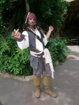 Captain Jack Sparrow HKDL