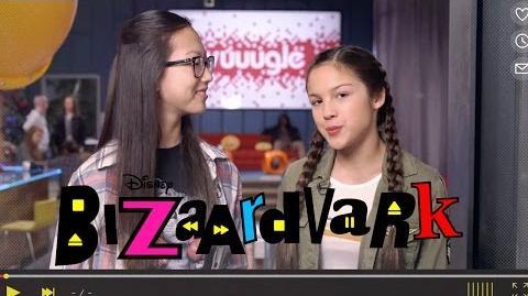 What is Bizaardvark? Bizaardvark Disney Channel