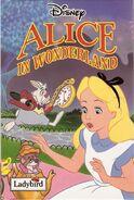 Alice in Wonderland (Ladybird 4)