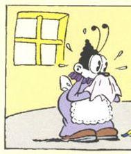 Mrs Bug