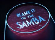 Blame it on the samba 1large