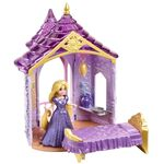 DISNEY Princess Rapunzel's FLIP 'N SWITCH™ Castle