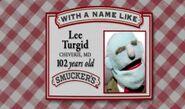 Muppet Lee Turgid