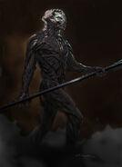 Dark Elves Concept Art XI