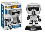 Funko Pop! Star Wars Biker Scout