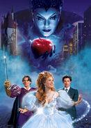 Enchanted Original 2008 DVD Artwork
