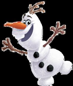 Olaf printed media