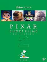 Pixar Short Films Collection - Volume 2 cover