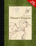 The Art of Disney's Dragons (early cover)