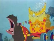 Circus Parade Hippo
