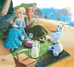 Frozen Storybook 11