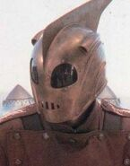 Rocketeer Close Up